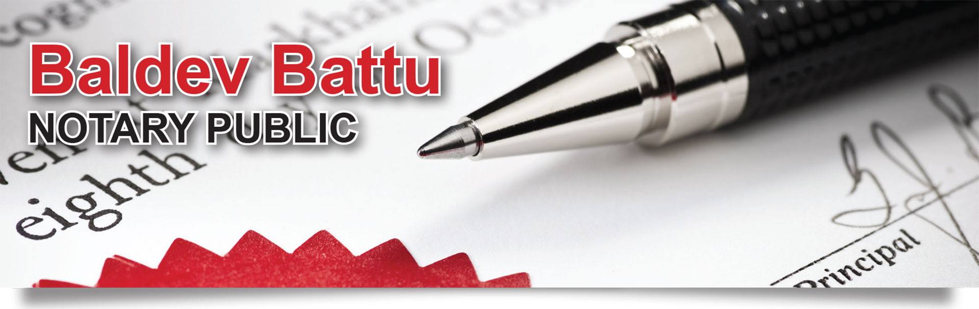 notary public East London